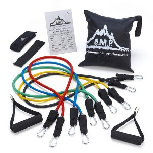 Black Mountain Resistance Band Set