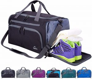"Venture Pal 20"" Packable Sports Gym Bag"